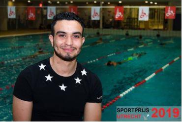 Zakaria is genomineerd voor de Sportvrijwilliger 2019